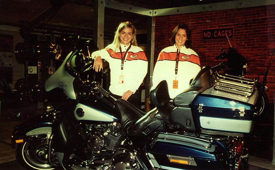 Harley Davidson Promotiontour, Österreich