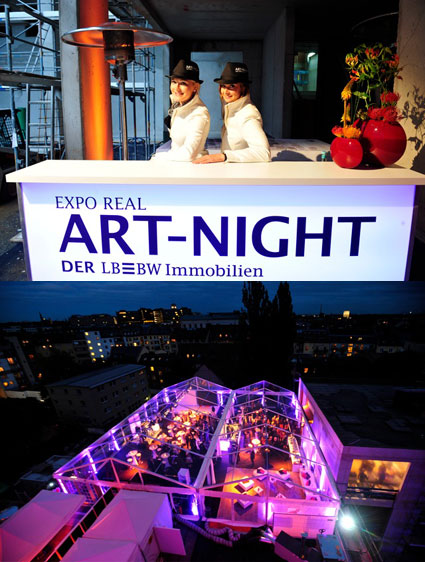 LBBW Art Night, Munich