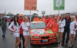 ADAC-24h Rennen, Nürburgring